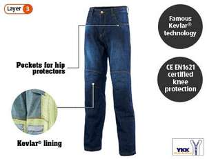 Kevlar jeans £29.99 @ aldi