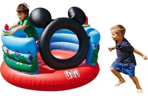 Argos Mickey Mouse Bouncy Castle £29.99