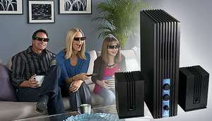 2.1 Home Cinema Sound System With Sub Woofer 160 watt £20 delivered @gogroupie
