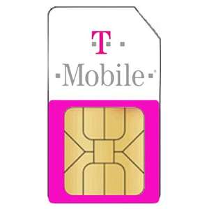T-Mobile SIM Unlimited Data, Texts & 2000 Mins for £16 per month