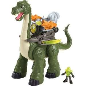 Imaginext Walking Dinosaur Mega Apatosaurus £19.99 @ Amazon and Argos