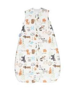 Grobag Alphabet 2.5 tog 6-18 mths was £29 now £13.50 Amazon