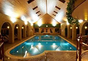 Clarice House Superior Pampering Spa Day for 2 with 3 treatments each and lunch included @ buyagift using code