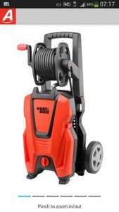 Black and Decker 1600  pressure washer £69.99 at Argos