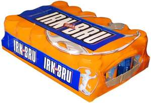 Irn Bru 24pack cans 2 for £10.00 @ Farmfoods (£5.95 each)