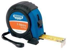 Draper 5m Tape Measure £1.00 @ Asda