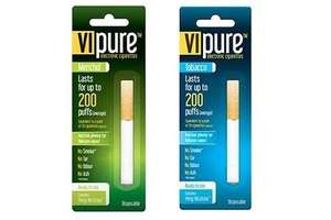 VIPure Electronic Cigarette 99p @ 99p Stores