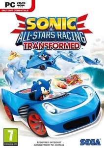 Sonic and All-Stars Racing Transformed only £3.74 @ GMG.com *Steam Key*