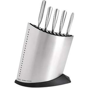 GLOBAL Ship Shape five-piece knife block set at Selfridges - £380