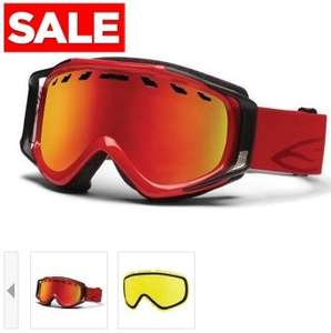 Smith Optics STANCE Ski/Snowboard Goggles with 2x Lenses / £44 with 20% off code (RRP £90) £3.99 delivery @ EyewearOutlet.co.uk