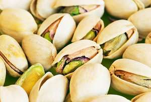 Pistachios - loose, roasted and salted 60p / 100g from Thur 13th March @ Lidl