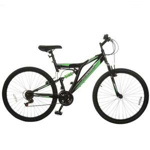 Silver Fox Vault 26 inch Mountain Bike Mens £54.99 plus £3.99 standard delivery  @ sports direct