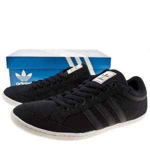 Mens Adidas Navy Adidas Plimcana Low Trainers - Branch 309 - Sizes 8/9 £23.50