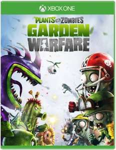 plants vs zombies garden warfare xbox one £26.59 @ gameseek