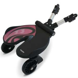 Bumprider Buggy Board Pink £38.25 @ Asda Direct