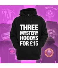 3 mystery hoodies  for £15 @ mamstore