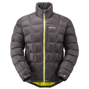 Sale on @ Nomadtravel   Example;  Montane Anti Freeze Jacket Mens £54.85 with 15% discount code EXOD1001 (Plenty of other gear still in stock see links)