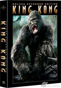 King Kong DVD (deluxe 3 disc edition) £1.19 used very good at play/zoverstocks ( and more below )