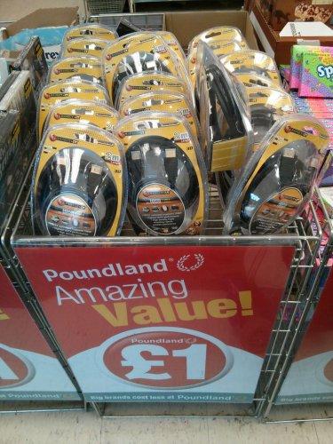 HDMI 2m cable £1 at Poundland