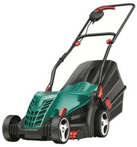 Bosch Rotak 340ER Electric Rotary Lawnmower - £89.00 @ B&Q