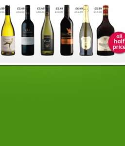 Wines half price at all Londis stores