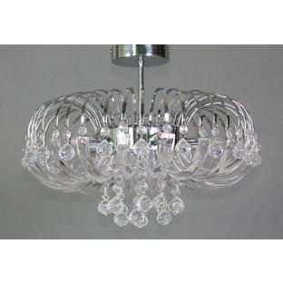 Homebase - Astoria Flush Light - £34.99 was £69.99