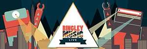 Bingley music live, three day festival for £49