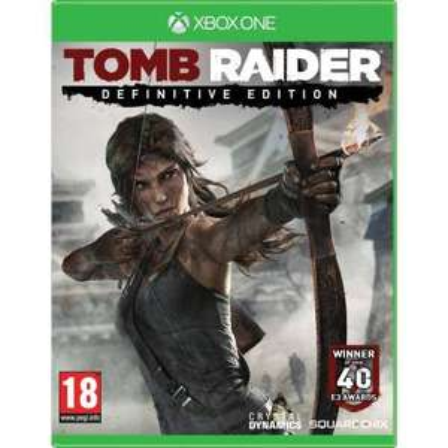 Tomb Raider: Definitive Edition Digi Pack-Xbox One £32.99 @ Gamecentre