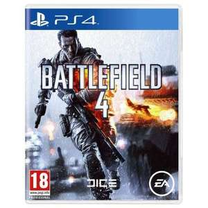 Battlefield 4 Preowned PS4 £32.99 @ Gamecentre