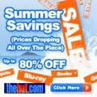 SUMMER SALE - Up To 80% Off DVDs / CDs / Books / Blu-ray / Games / Memory @ The Hut