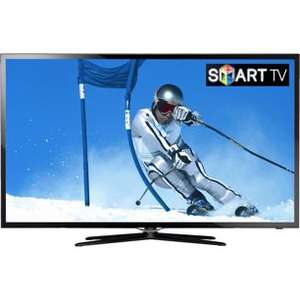 Samsung UE40F5500 Black - 40Inch Full HD Smart LED TV with Freeview HD, WiFi, 3x HDMI and 2x USB Ports £399.99 with code @ co op electrical