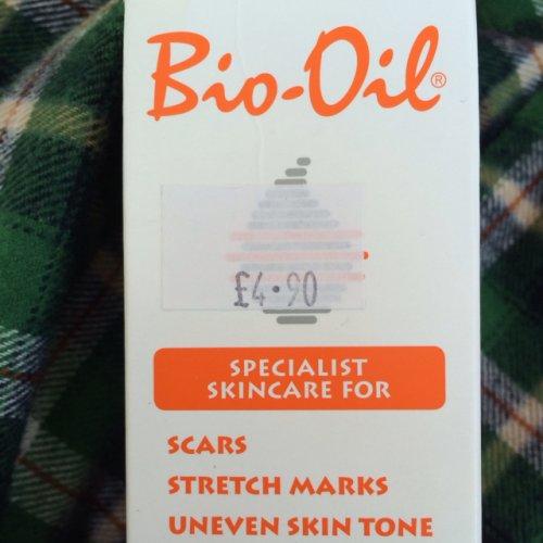 Bio oil 60ml £4.90 @ Primark