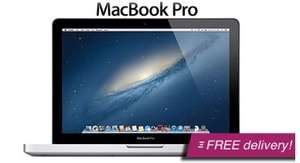 Macbook Pro with £200 off - Now £799 delivered @ Dealcloud
