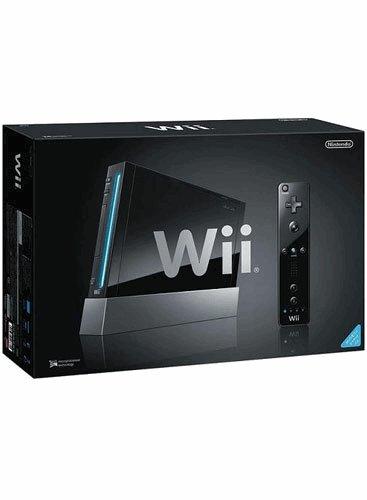 Used Nintendo Wii (Black) £34.99 Delivered @ Game