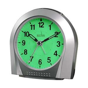 Acctim Smartlite Sweeper Alarm Clock (12257S) £6.49 collected from store or £9.44 Delivered @ H Samuel. (+65p Quidco)
