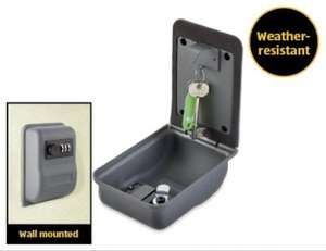 Key safe £7.99 @ Aldi