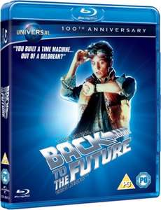 Back to the future BLU-RAY £2.99 with code at wowhd