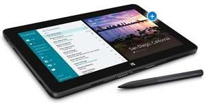 Dell Venue 11 Pro ATOM Quad CPU Tablet (£439 - £130 discount + VAT - £200 cashback) that's £206!! @ DELL