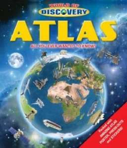 £1 Children's Books @ Asda Including World of Discovery Atlas/ Dinosaurs/Stars and Planets (Hardback) with free c&c (Other £1 books in OP)
