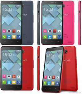Alcatel One Touch Idol S £79.99 + £10 top up @ T-Mobile