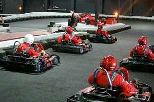 30 Laps of Go-Karting For One £19.95 at Indoor Super Karting (North West Area) @ Groupon