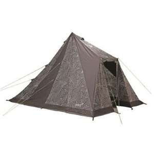 Huge 4 Man Teepee - Gelert Cabana 4 Man Tent - £85 from £265 (plus £3.99 delivery) - sportsdirect.com