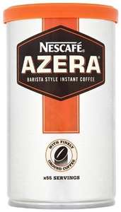 Nescafe Azera, Intenso & Americano 100g £12 for a pack of 6 @ Amazon