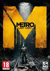 Metro: Last Light £6, Season Pass £3, Football Manager 2014 £9.51, War For Cybertron £6, Tony Hawk Pro Skater HD £4, TMNT: Out Of The Shadows £4.80, COD: Ghosts £18 (All PC) @ Gamefly (Full List Inside)