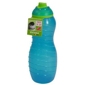 Sistema Davina Bottle aqua twist n sip 700ml £2 at asda