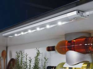LIVARNO LUX LED Light Strip - Buy 2 for £20 with 3 year manufacturer's warranty £11.99 at Lidl