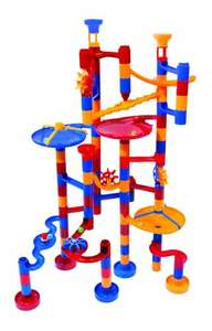 Galt MEGA Marble Run - School Quality - 100 Pieces - Lowest price ever @ Amazon £22.31 Delivered