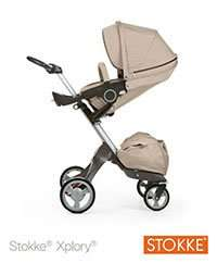 Stokke xplory v4 purple or red £560 @ mothercare