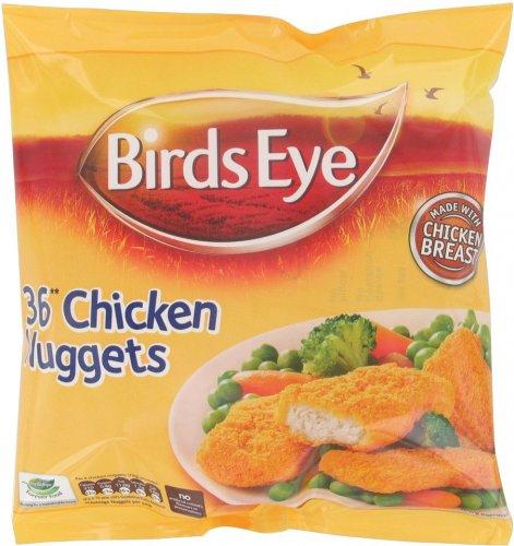 Birds Eye Chicken Nuggets (36) (720g) was £4.99 now £2.49 @ Waitrose & Ocado