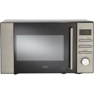 De'Longhi AM820CXC 20L Solo Microwave - Stainless Steel LESS THAN HALF PRICE @ Argos - £59.99